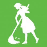 Мытье стен и полов
